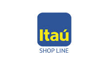 Loja virtual com shopline do itáu