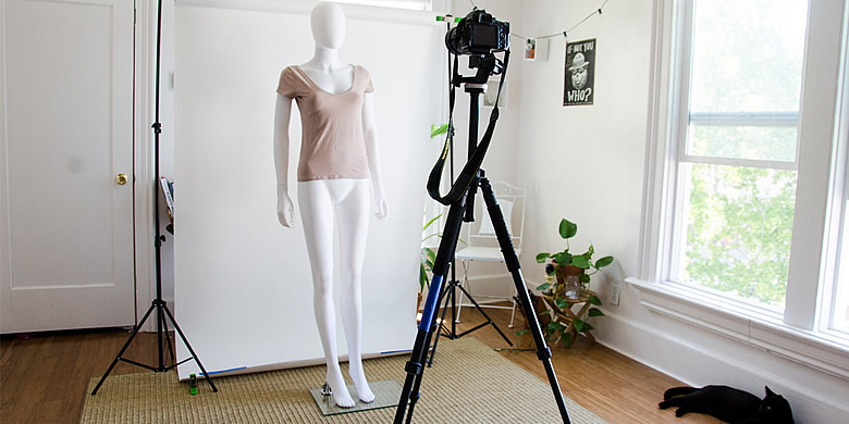 como montar uma loja de roupas virtual