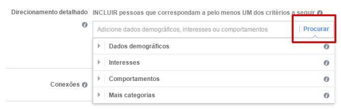hipersegmentação facebook